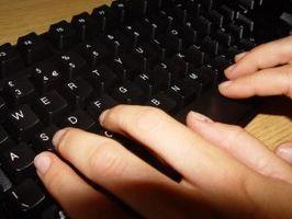 Hur hitta gratis innehåll för en webbplats