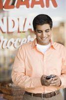 Hur vill skicka ett SMS till ett Google Voice-telefonnummer