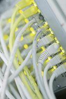 Ethernet-kabel storleksskillnader