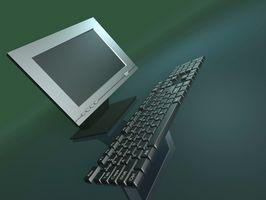 Hur man lägger sparade backup dokument upp på en dator