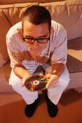 Hur Kopiera ditt arbete till en CD med Windows Vista
