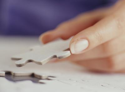 Hur man skapar pussel i Microsoft Word, PowerPoint eller Publisher