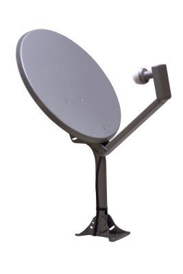 Hur man gör en Wi-Fi Booster Med Dish Satellite för en intern Wi-Fi-signal