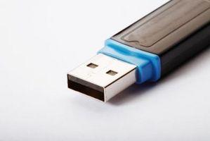 Hur du formaterar ett USB-minne från Kommandotolken