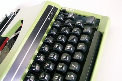 Hur man använder Memory på en Panasonic skrivmaskin