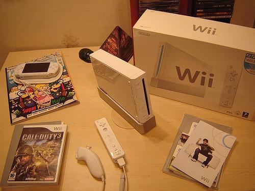 Kan en Wii anslutas till en Mac?