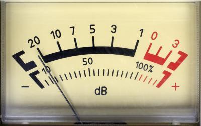 Hur man använder en dator som ett DB Meter
