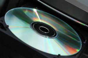 Hur du formaterar DVD + RW i Nero