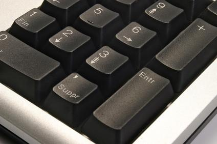 Hur man kopiera och klistra in via datorns tangentbord