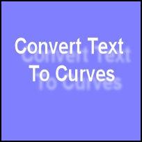 Hur konvertera text till kurvor i Paint Shop Pro Photo XI