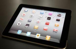 Hur man ställer in ett Exchange e-post på iPad