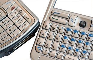 Hur man ställer in en Internet-anslutning som aktier Windows Mobile