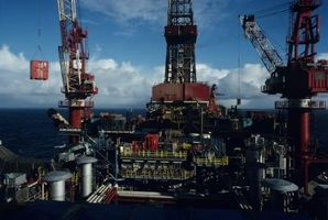 Miljöpåverkan från Offshore Drilling