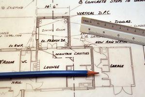 Vilka är fördelarna med att använda ett CAD-system för Architectural Drafting?