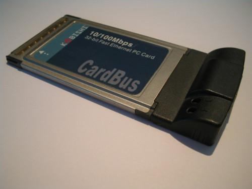 Hur man installerar ett PCMCIA-kort