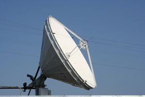 Hur man använder en parabolantenn Som Wi-Fi Antenn