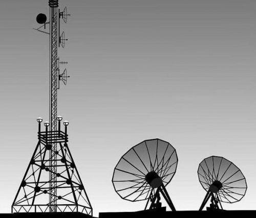 Hur fungerar en Skyway Satellite Arbete?