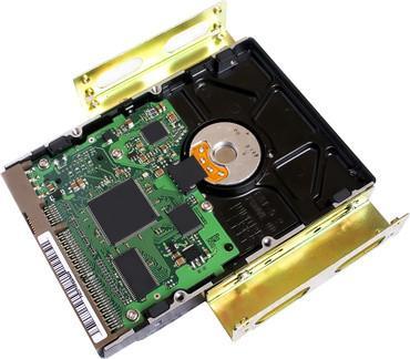 Hur man installerar en i förväg laddad hårddisk till en Compaq D510