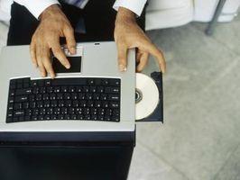 Hur man kopiera bilder och video till en CD eller DVD