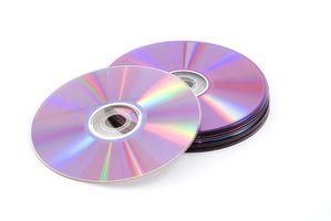 Hur man bränner en DVD med en HP Compaq 6820S & Windows XP