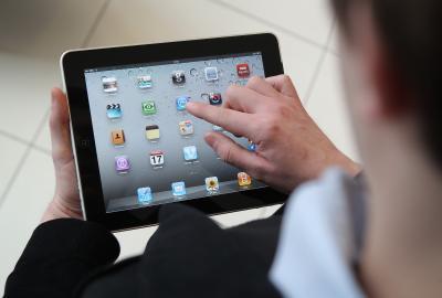 Kan du importera PDF-filer till en iPad?