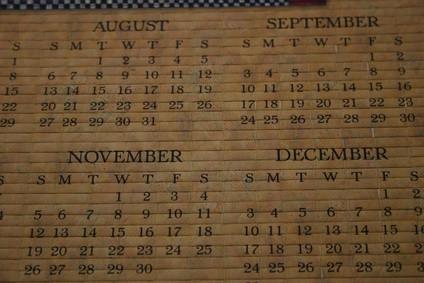 Hur man skapar Mini kalendrar