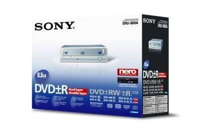 Installera en Sony DVD-brännare