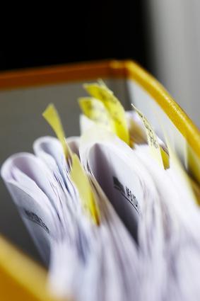 Hur man återskapar ett dokument på en gemensam server mapp