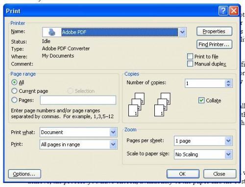 Hur man gör en PDF-fil på en PC