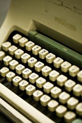 Likeness & Skillnader i en dator & skrivmaskin