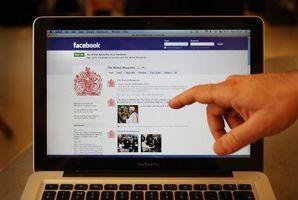 Hur man söker efter någon på Facebook