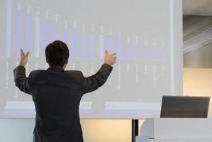 Hur man sätter in en JPG i en PowerPoint Header