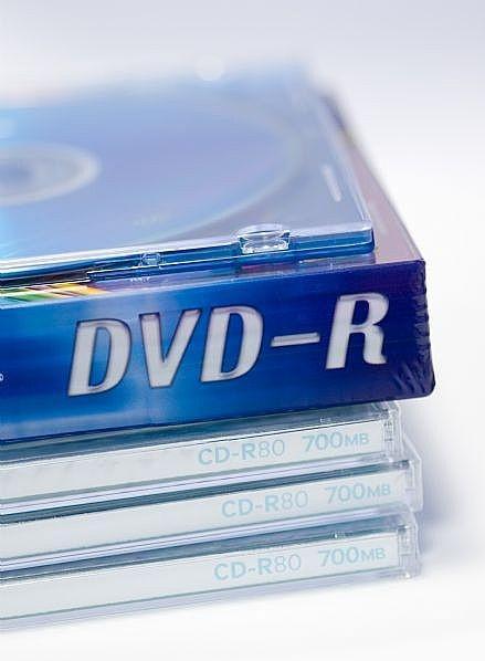 Hur man bränner DVD-filmer