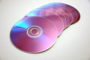 Hur man bränner filmer till en CD-skiva utan en DVD-brännare