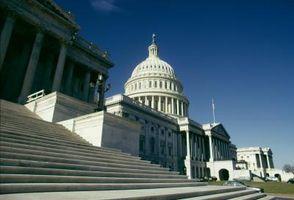 Hur man kontaktar kongressen om jag behöver hjälp med funktionshinder