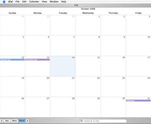 Hur man synkronisera Google Kalender med Apple iCal
