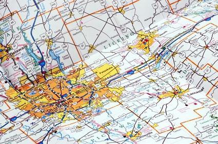 Karta Och Avstand.Freeware Programvara For Karta Avstand Route Information