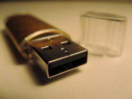 Hur man installerar Internet Explorer på en USB-enhet