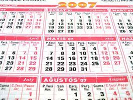 Hur Synkronisera ett Yahoo kalender med Outlook