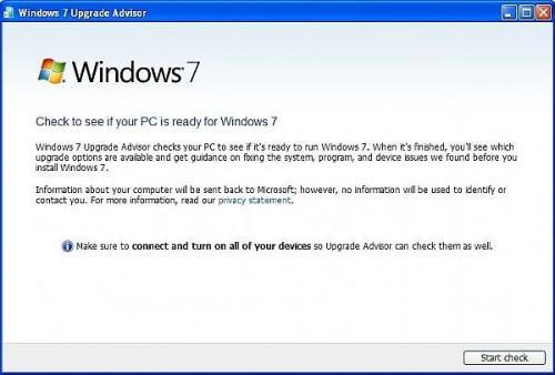 Hur vet jag om datorn kommer att köra Windows 7