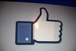 Hur man söker efter en person på Facebook