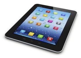Hur man hittar en borttappad iPad Använda Hitta min iPhone
