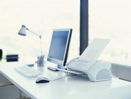 Hur man skickar en gratis fax online med datorn