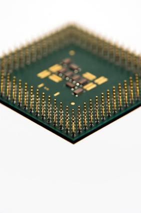 Hur man installerar en CPU i en bärbar dator