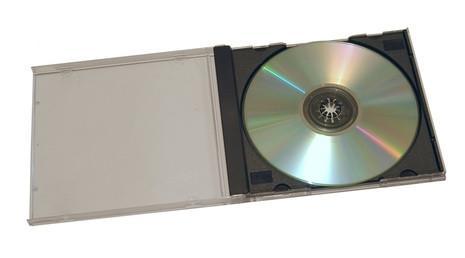 Hur man raderar en hemmagjord CD