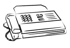 Hur aktiverar jag min fax att ta emot ett fax?
