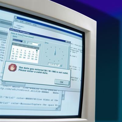 Symtom på en dator Överhettning
