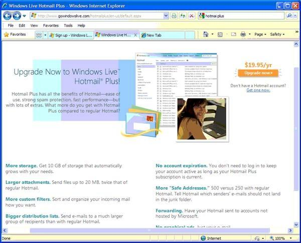 Hotmail Registrera Dig