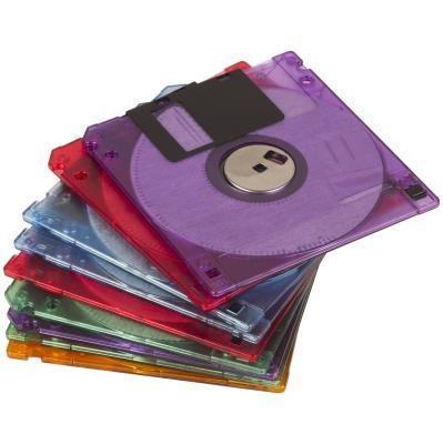 Skillnader mellan CD och disketter
