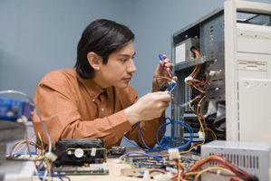 Vad kan gå in PCI-kortplatser?
